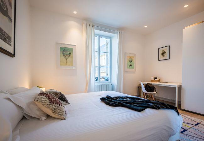 Appartement à Biarritz - TERRASSE