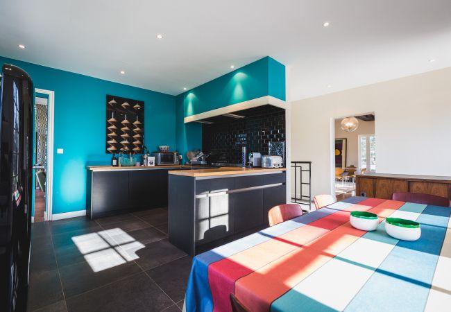 Villa à Biarritz - BEAUSITE