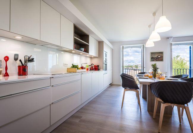 Appartement à Biarritz - PERSPECTIVE