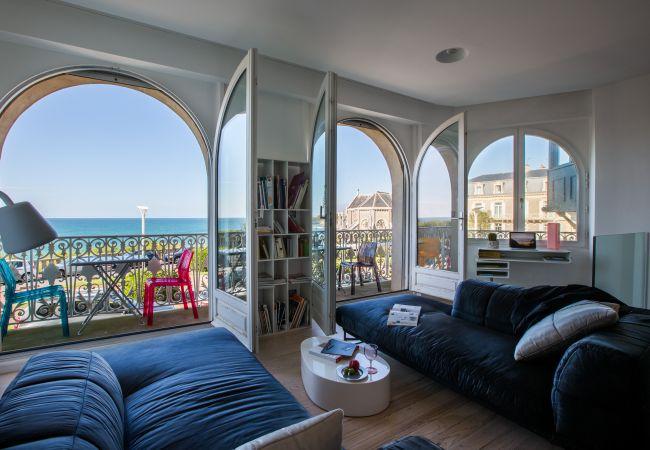 Appartement à Biarritz - PETITE ATALAYE
