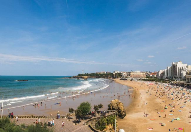 Appartement à Biarritz - BEACHVIEW