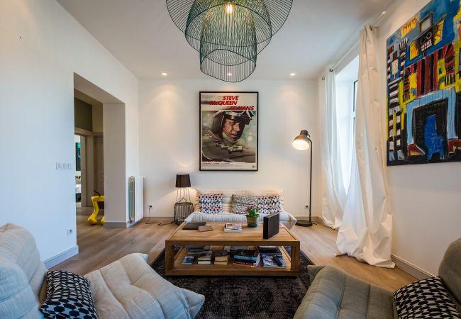 Apartment in Biarritz - TERRASSE