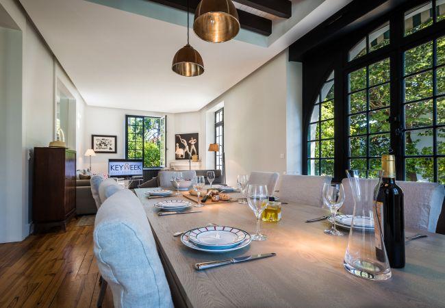 Villa in Biarritz - ELEGANCE